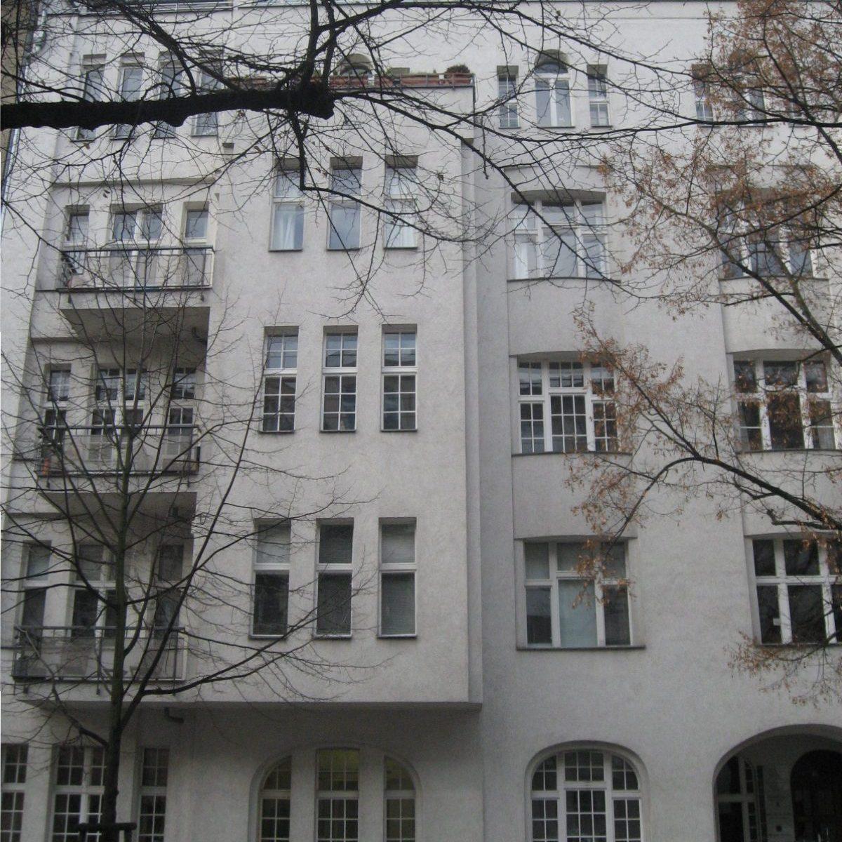 Bayerische Straße, Berlin