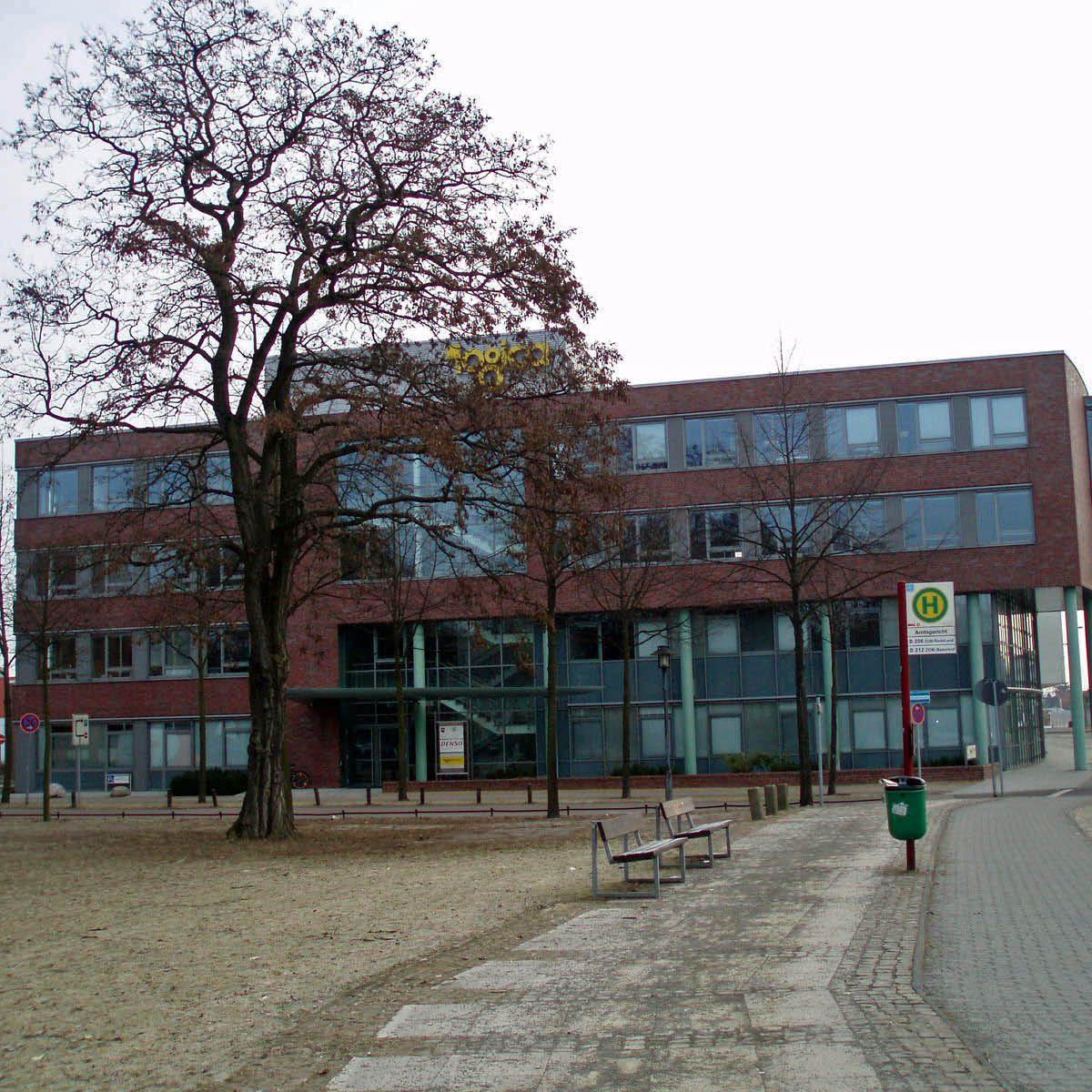 Rothenfelder Straße in Wolfsburg