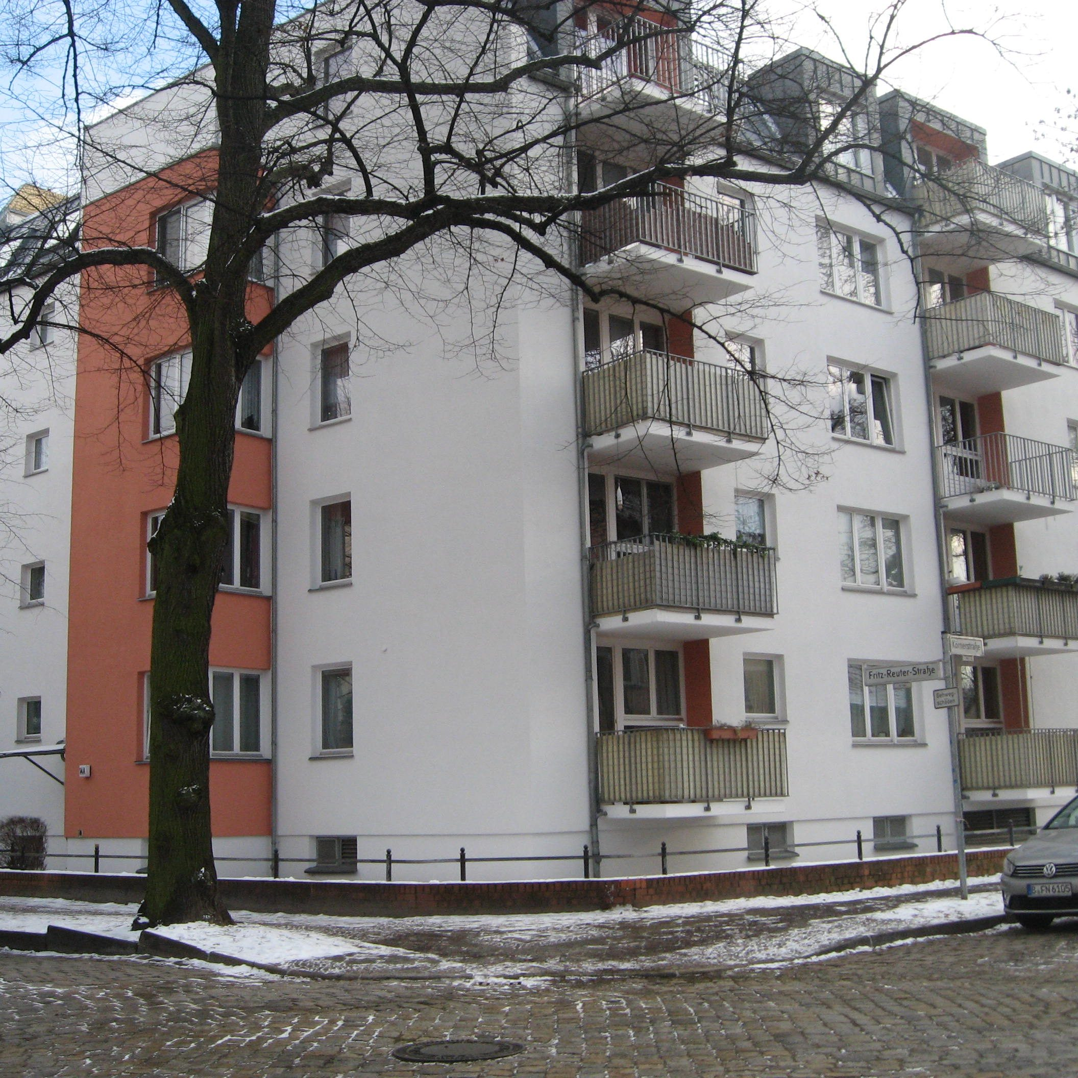 WEG Fritz-Straße, Berlin